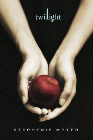 Twilight book cover