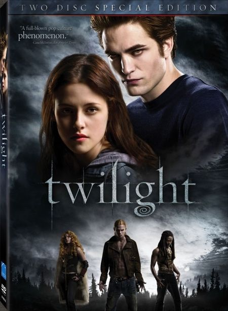 Twilight-dvd
