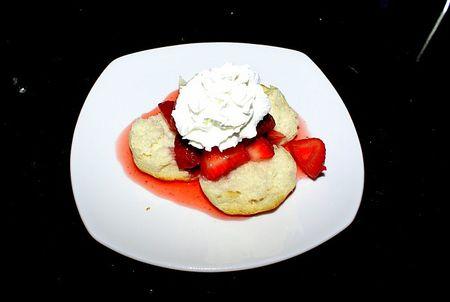 Strawberry shortcake UTO